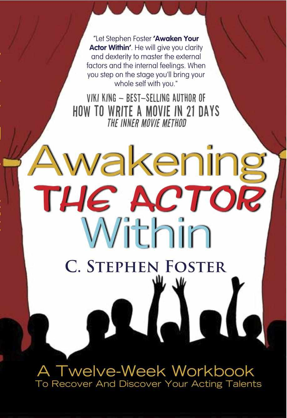 12 weeks to recover and discover your acting talents